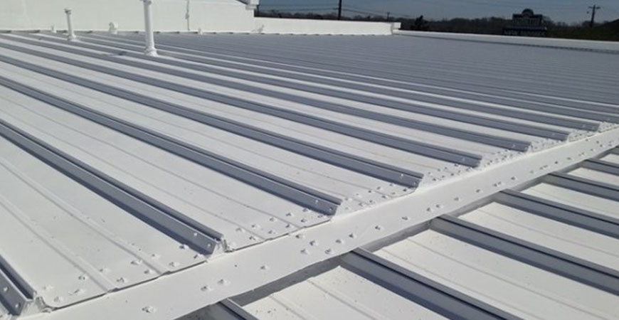 metal roofing east london